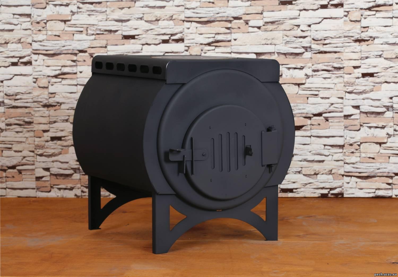 Печка для своими руками из металла фото